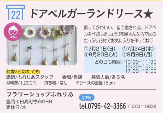 ドアベルガーランドリース★image1